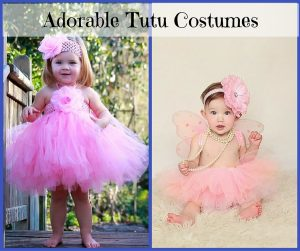 Adorable Tutu Costumes