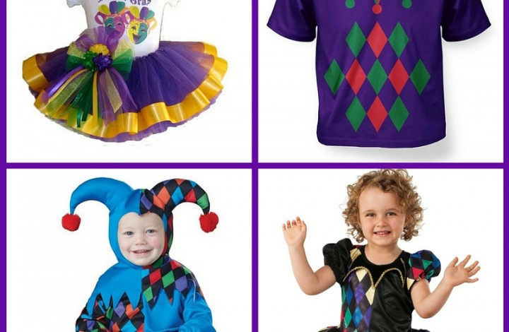 Jester Costumes for Kids